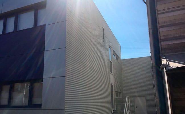Fachadas ventiladas en Guadalajara