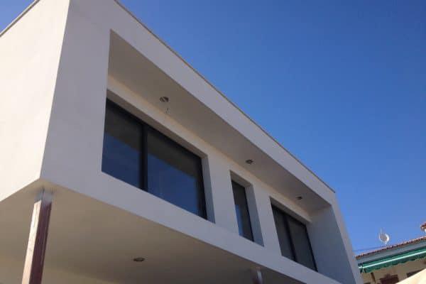 SATE fachadas