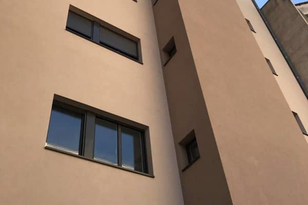 SATE fachadas en Toledo