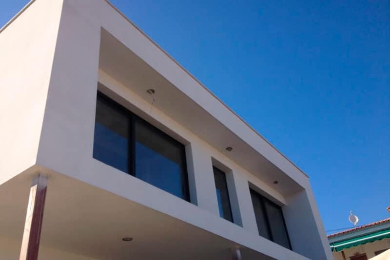 Rehabilitar fachada con aislamiento SATE