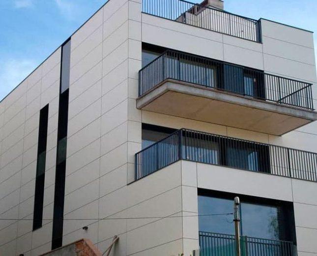 rehabilitación de fachadas con fachadas ventiladas
