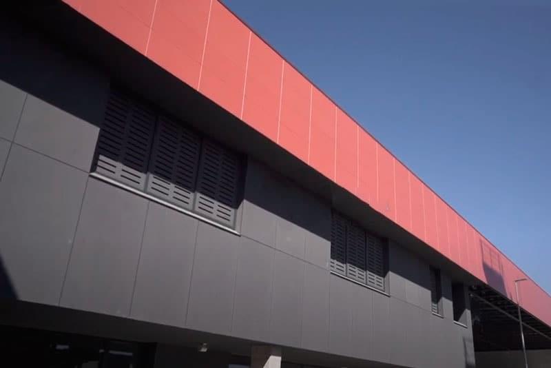 montaje de fachadas ventiladas