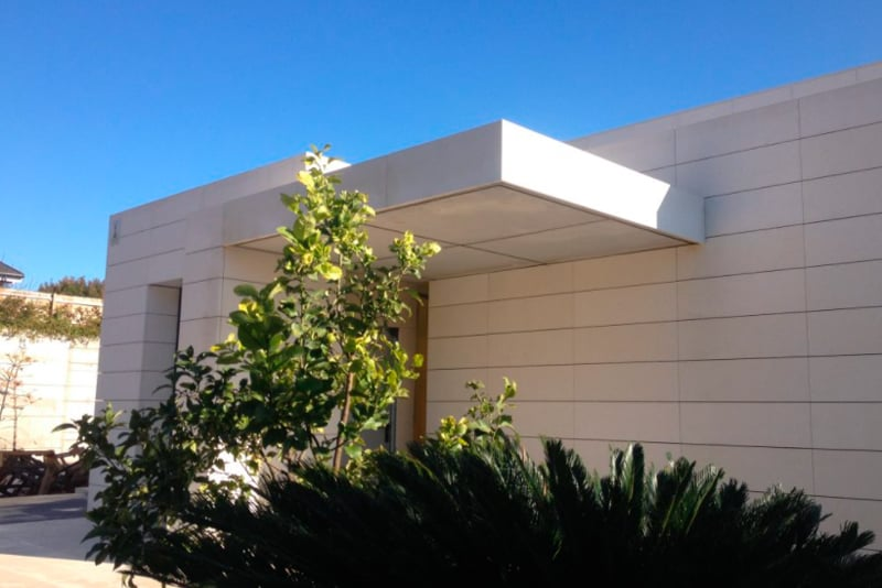 Qué es más barato fachada ventilada o SATE